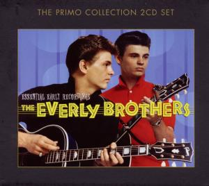 EVERLY BROTHERS - ESSENTIAL EARLY RECORDING