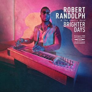 RANDOLPH, ROBERT & THE FA - BRIGHTER DAYS -DIGI-