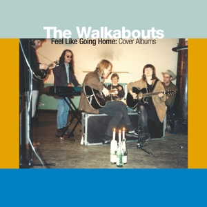 WALKABOUTS - FEEL LIKE GOING.. -LP+CD-