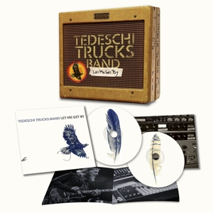 TEDESCHI TRUCKS BAND - LET ME GET BY (DEL.LTD.ED.)