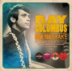 COLUMBUS, RAY - NOW YOU SHAKE