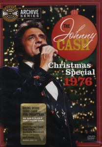 CASH, JOHNNY - CHRISTMAS SPECIAL 1976