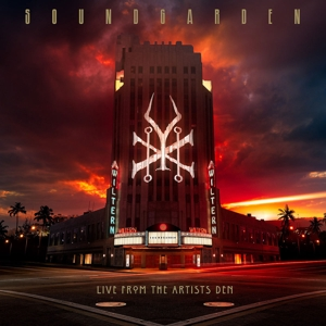 SOUNDGARDEN - LIVE FROM THE ARTISTS DEN (LTD.ED./