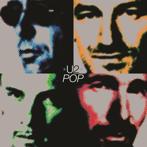 U2 - POP  180GR&DOWNLOAD)