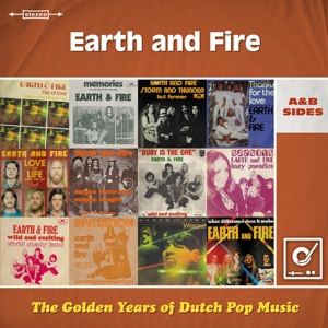 EARTH & FIRE - GOLDEN YEARS OF DUTCH POP