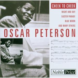 PETERSON, OSCAR - CHEEK TO CHEEK