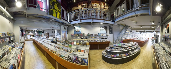 Onze Winkel Sounds Recordshop Venlo
