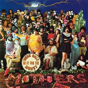 ZAPPA, FRANK & THE MOTHER - WE'RE ONLY THE MONEY/ BF 2018 -BLACK FR-