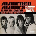 MANFRED MANN'S EARTH BAND - RADIO DAYS VOL. 4 - LIVE AT THE BBC 70-73
