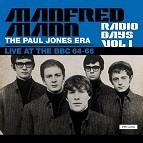 MANFRED MANN - RADIO DAYS VOL.1