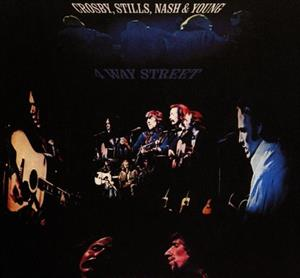 CROSBY, STILLS, NASH & YOUNG - 4 WAY STREET -EXPANDED-
