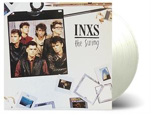 INXS - THE SWING -WHITE-
