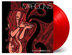 MAROON 5 - SONGS ABOUT JANE -RED-