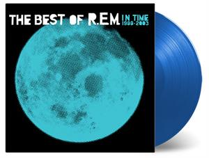 R.E.M. - IN TIME  THE BEST OF R.E.M. 1988-2003 -BLUE-
