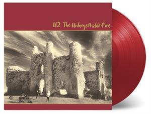 U2 - THE UNFORGETTABLE FIRE -RED WINE-