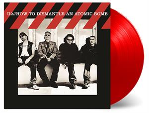 U2 - HOW TO DISMANTLE AN ATOMIC BOMB -RED-
