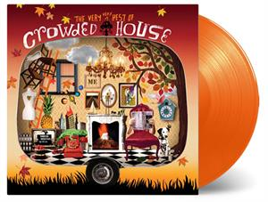 CROWDED HOUSE - THE VERY BEST OF -ORANGE-