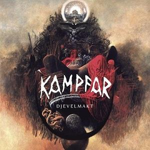 KAMPFAR - DJEVELMAKT -COLOURED-