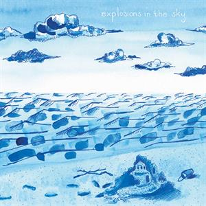 EXPLOSIONS IN THE SKY - HOW STRANGE, INNOCENCE (BLUE MIX/AN