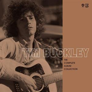 BUCKLEY, TIM - ALBUM COLELCTION 1966-72