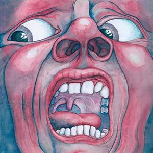 KING CRIMSON - IN THE COURT CRIMSON KING -CD+BLRY-