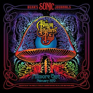 ALLMAN BROTHERS BAND - BEAR'S SONIC JOURNALS:..