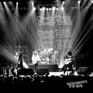 CHEAP TRICK - ARE YOU READY? LIVE 12/31/1979 / BF 19-BLACK FR