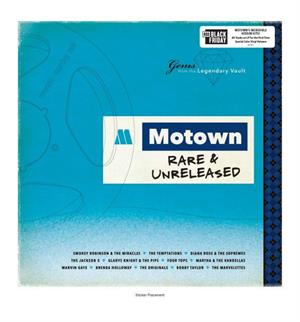 VARIOUS - MOTOWN RARE & UNRELEASED (RSD BF)