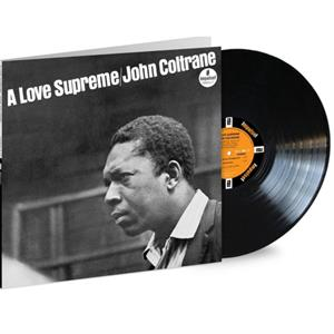 COLTRANE, JOHN - A LOVE SUPREME -IMPULSE ACOUSTIC SERIE-