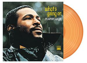 GAYE, MARVIN - WHAT'S GOING ON -SUN YELLOW-