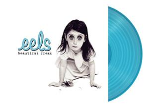 EELS - BEAUTIFUL FREAK-COLOURED-