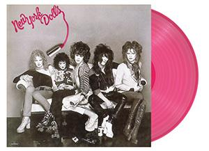 NEW YORK DOLLS - NEW YORK DOLLS -PINK-