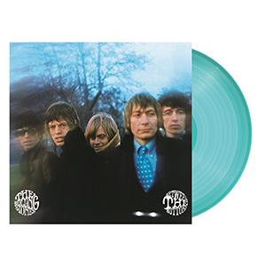 ROLLING STONES - BETWEEN THE BUTTONS (UK) -TURQUOISE-