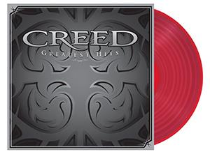 CREED - GREATEST HITS -RED-