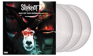 SLIPKNOT - DAY OF THE GUSANO -TRANSPARENT-