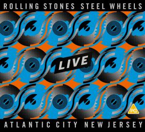 ROLLING STONES - STEEL WHEELS LIVE (2CD/DVD)