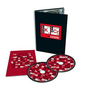 KING CRIMSON - ELEMENTS TOUR BOX 2020