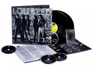 REED, LOU - NEW YORK -LP+CD-