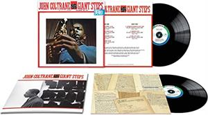 COLTRANE, JOHN - GIANT STEPS -ANNIVERS-