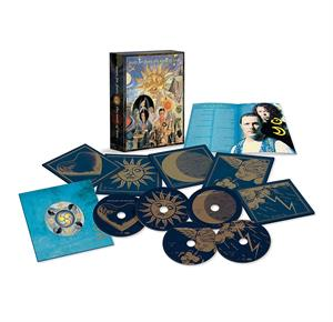 TEARS FOR FEARS - THE SEEDS OF LOVE -4CD/BLU-RAY BOX-
