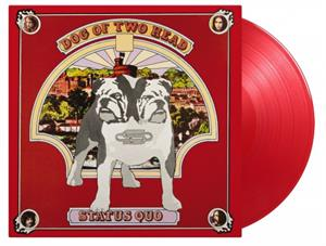 STATUS QUO - DOG OF TWO HEAD -CLRD-