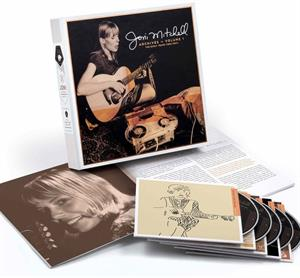 MITCHELL, JONI - JONI MITCHELL ARCHIVES VOL.1 -BOX SET-