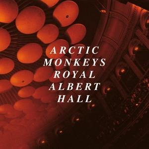 ARCTIC MONKEYS - LIVE AT THE ROYAL ALBERT HALL -CLEAR VINYL-