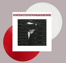 BOWIE, DAVID - STATION TO STATION - COLOURED-