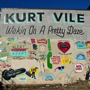 VILE, KURT - WAKIN ON A PRETTY DAZE