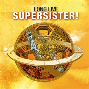 SUPERSISTER - LONG LIVE SUSPERSISTER -HQ/REMAST-