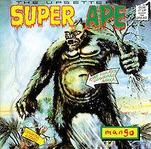 PERRY, LEE (SCRATCH)/UPSETTERS, THE - SUPER APE (180GR&DOWNLOAD)