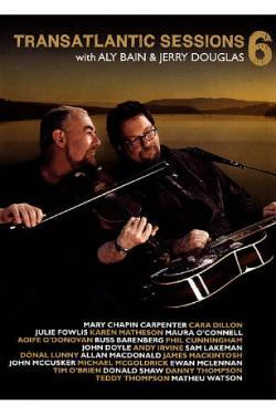 DOUGLAS, JERRY & ALY BAIN - TRANSATLANTIC SESSIONS 6