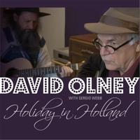 OLNEY, DAVID - HOLIDAY IN.. -DVD+CD-