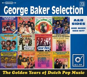 GEORGE BAKER SELECTION - GOLDEN YEARS OF DUTCH POP MUSIC